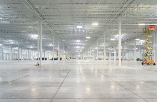 BJ's Wholesale Distribution Center – Constar International