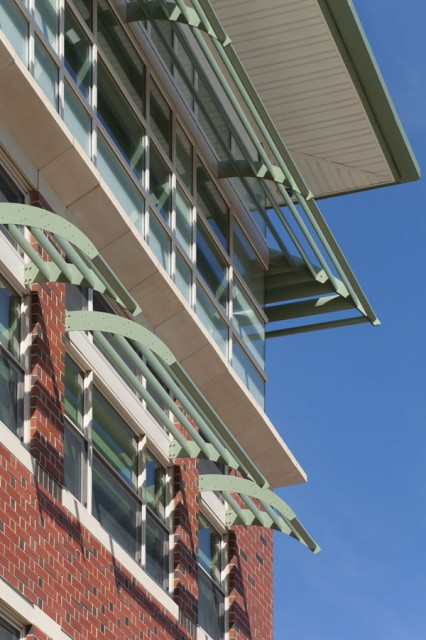 Beverly High School, Beverly MA 212260-028, MVG Architects