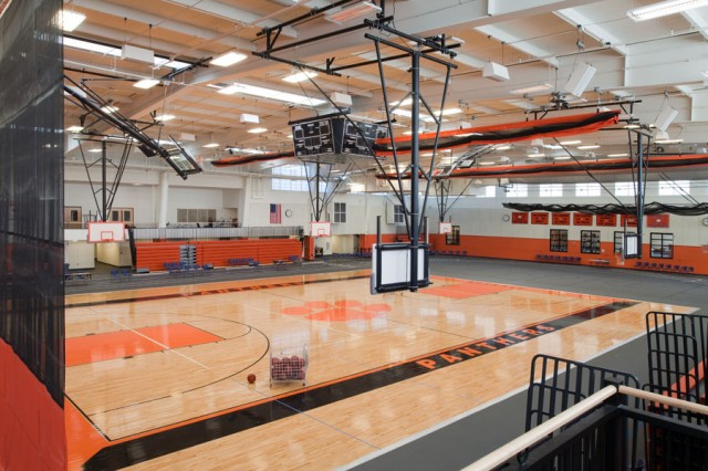 Beverly High School, Beverly MA 212260-055, MVG Architects