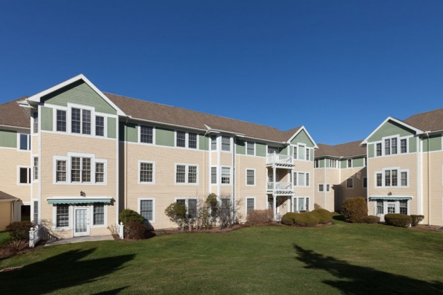 Evergreen Woods. North Branford CT 216103-025, Cushman & Wakefield (property manager)