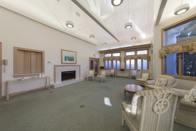Evergreen Woods. North Branford CT 216103-107, Cushman & Wakefield (property manager)