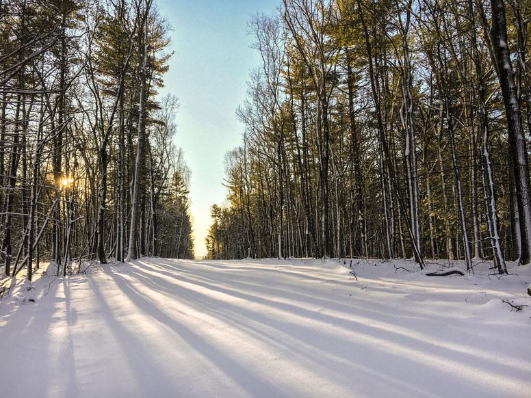 Sunrise at Callahan State Park