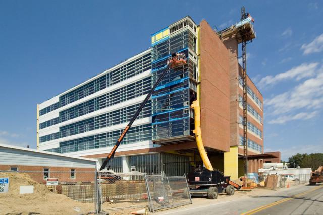 Cape Cod Hospital, Hyannis MA – Glynn Electric