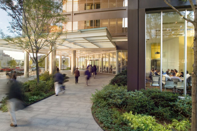 245 Summer Street, Boston MA – Gensler (architect), Pressley Associates (landscape architect)