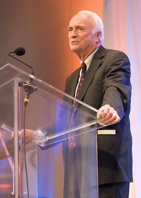 Speaker, Hall of Fame Awards Ceremony
