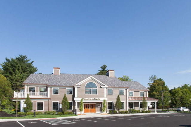 Needham Bank, Needham MA 215226-002, Delphi Construction