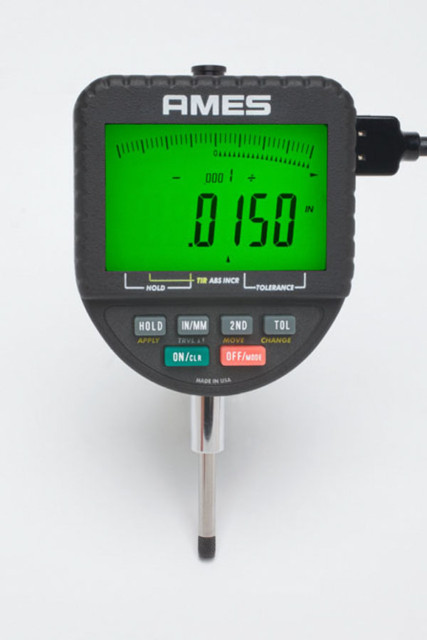 B.C. Ames Inc. Measuring Instrument