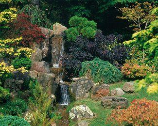 Tea Garden Falls