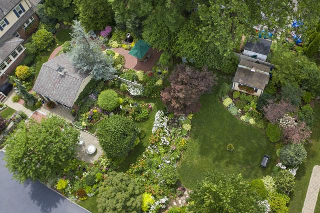 Garden Design by Joyce Hanneford
